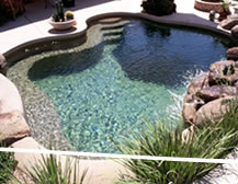 Picture of Residential Pool Service