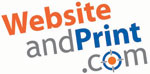 Logo of WebsiteandPrint.com